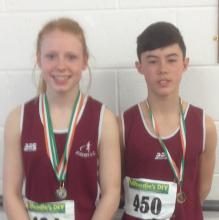 It was a wonderful weekend (21-22 March) for our Juvenile athletes at the  All Ireland Indoors in Athlone. Brandon Lee took the gold medal in the u14  hurdles ... 4b0d64b42