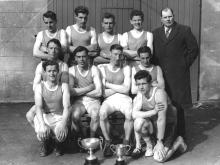 Successful Derrydonnell AC athletes cir 1958.
