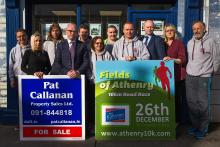 Sponsor 2018 Pat Callanan group picture